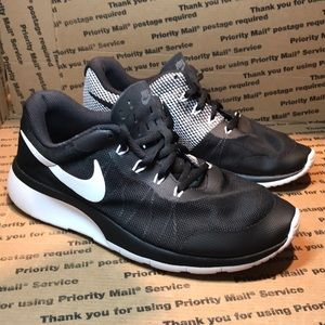 Nike Black and White Workout Sneakers